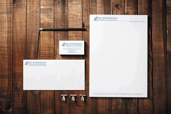 Ward Media Group St Augustine Web Print Graphic Design _ Print Samples_Jax-Audiology (1)